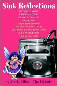 A book review of Sink Reflections by Marla Cilley (The Flylady)
