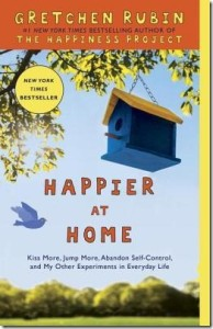 Happier at Home by Gretchen Rubin (Review)