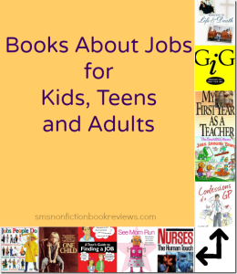 Books About Jobs for Kids, Teens and Adults