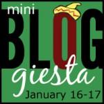 Mini Bloggiesta