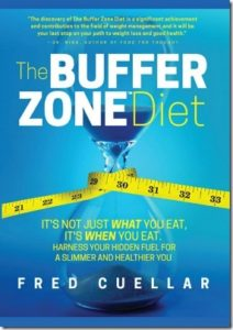 The Buffer Zone Diet by Fred Cuellar