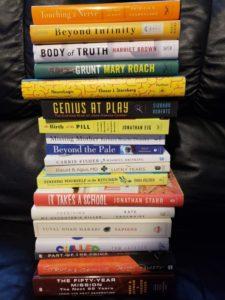 Books I Got for Christmas