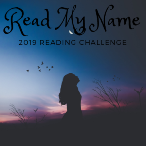 Read My Name Reading Challenge