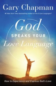 Book Review of God Speaks Your Love Language by Gary Chapman