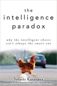 A Book Review of The Intelligence Paradox by Satoshi Kanazawa
