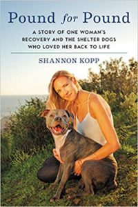 A book review of Pound for Pound by Shannon Kopp