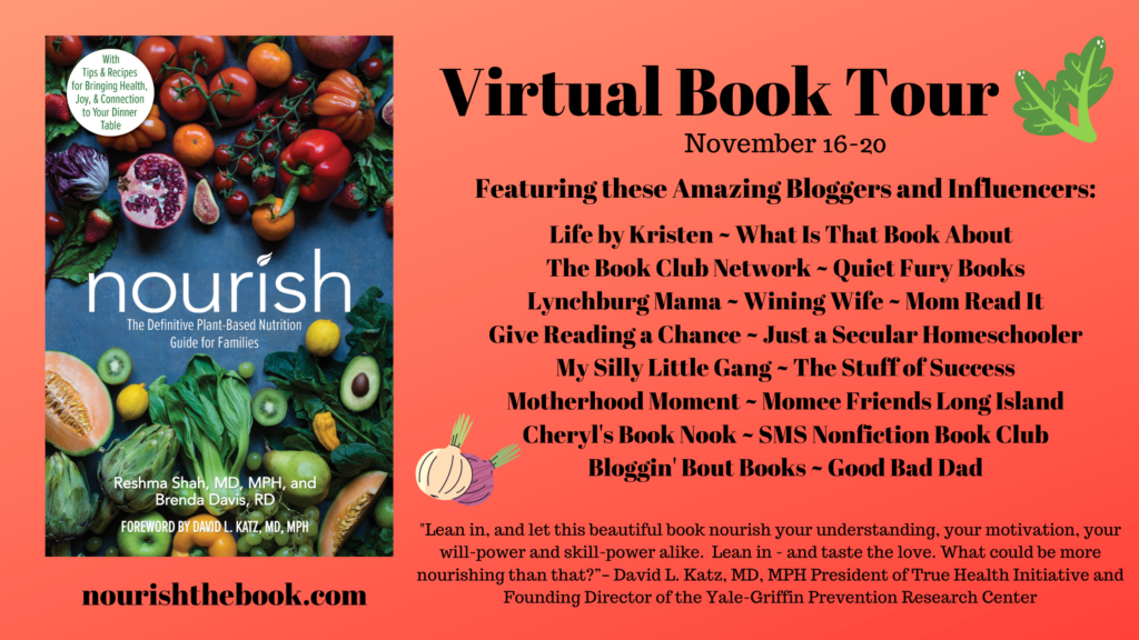 Nourish Virtual Book Tour