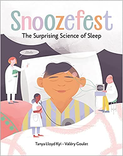 A book review of Snoozefest: The Surprising Science of Sleep by Tanya Lloyd Kyi
