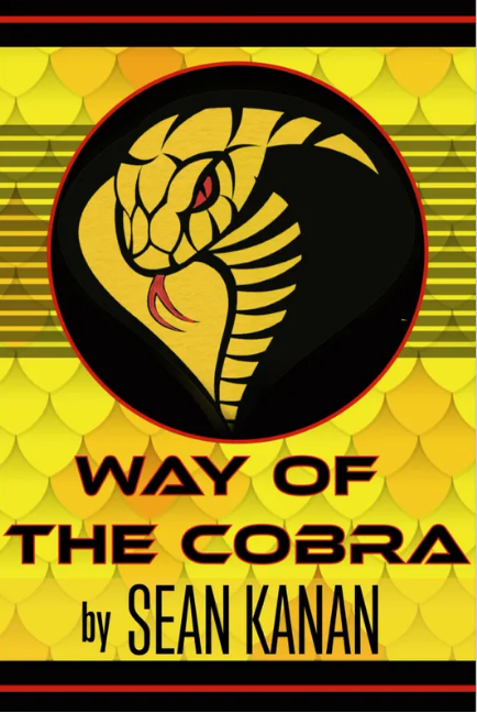 A book review of Way of the Cobra by Sean Kanan